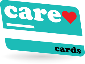 CARE card logo