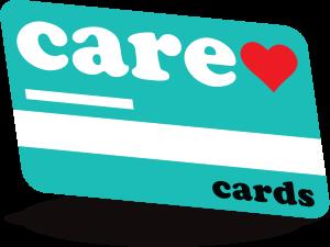 CARE card logo
